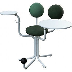 Sven Globe Tree Green £817 - Office Chairs