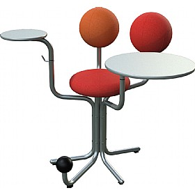 Sven Globe Tree Red/Orange £817 - Office Chairs