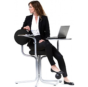 Sven Globe Tree Black £817 - Office Chairs