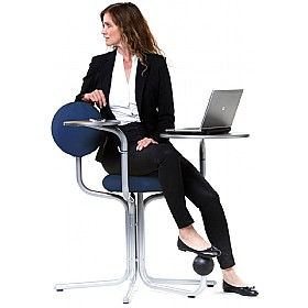 Sven Globe Tree Blue £817 - Office Chairs