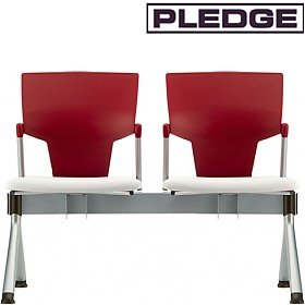 Pledge Ikon Beam Seating £337 - Office Chairs
