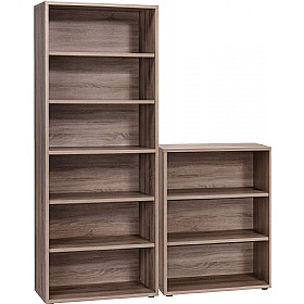 Venture Bookcases £119 - Home Office Furniture