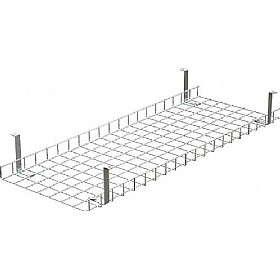Sven X-Range Conference Table Cable Trays £54 - Office Desks