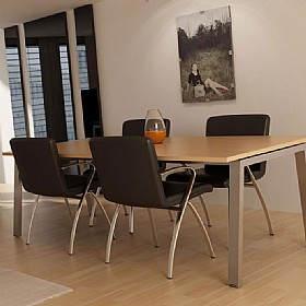 Elite Linnea Executive Conference Tables £907 - Office Desks