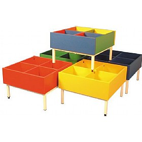 Metal Framed Kinderbox £0 - Education Furniture