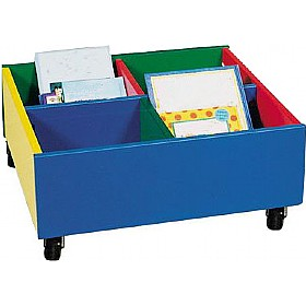 Low Mobile Kinderbox £0 - Education Furniture