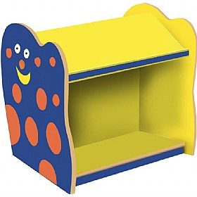 Impss Book Display & Storage Kinderbox £174 - Education Furniture