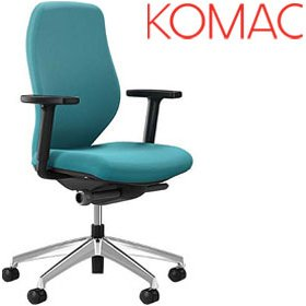 Komac APP2 Operator Chair £210 - Office Chairs