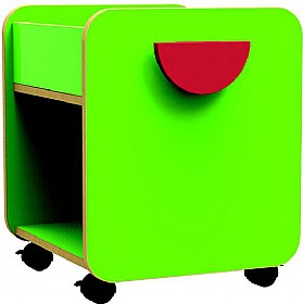 Funky Single Pull-Out Storage Boxes £0 - Education Furniture