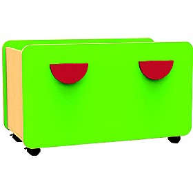Funky Double Pull-Out Storage Box £223 - Education Furniture