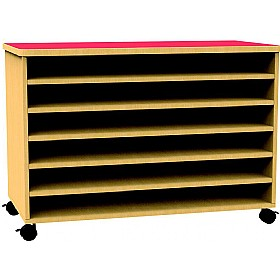 Funky Mobile A1 Paper Storage Unit £367 - Education Furniture