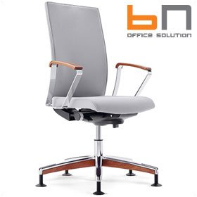 BN Mojito Premium Leather Swivel Conference Chair £494 - Office Chairs