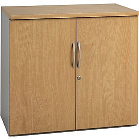 NEXT DAY Force Desk High Cupboards £137 - Next Day Office Furniture