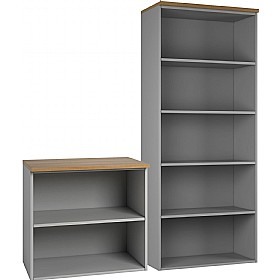 NEXT DAY Force Bookcases £91 - Next Day Office Furniture