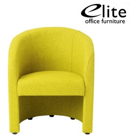 Elite Carlo One Seater Tub Chair £430 - Reception Furniture