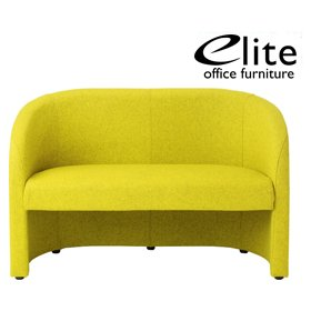 Elite Carlo Two Seater Tub Sofas £746 - Reception Furniture