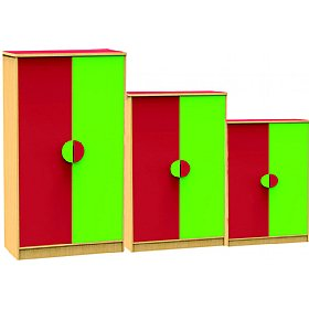 Funky Storage Cupboards £458 - Education Furniture