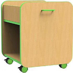 Edge Single Pull Out Boxes £0 - Education Furniture