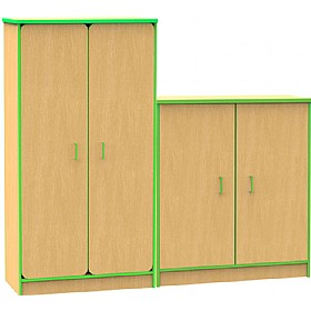 Edge Storage Cupboards £291 - Education Furniture