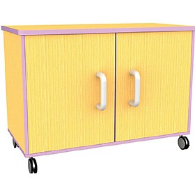 Edge Mobile Cupboards £0 - Education Furniture