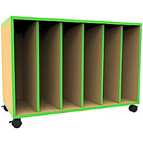 Edge Mobile Art Storage Unit £0 - Education Furniture
