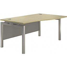 NEXT DAY Spark Wave Bench Desks £236 - Next Day Office Furniture