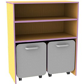Edge Shelf Docking Unit £0 - Education Furniture