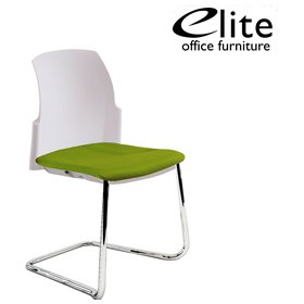 Elite Leola Cantilever Stacking Chair £169 - Office Chairs