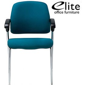 Elite Vela Stacking Chair £147 - Office Chairs