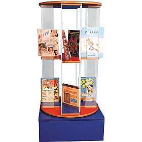 Big Book Spinners £0 - Education Furniture