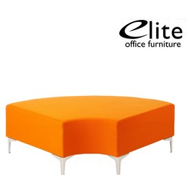 Elite Evo Modular 90° Curved Unit £720 - Reception Furniture