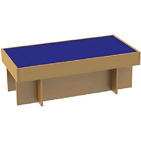 Arena Rectangular Stage Module £200 - Education Furniture