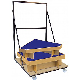 Arena Stage Trolley £0 - Education Furniture