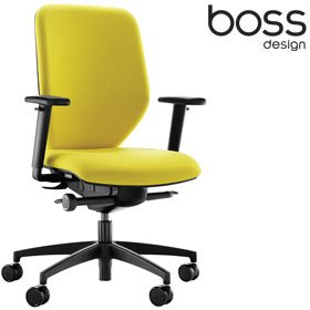 Boss Design Lily Office Chair LIL/1 £209 - Office Chairs