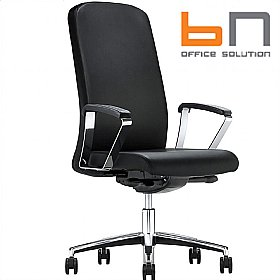 BN Belive Leather Executive Chair £356 - Office Chairs