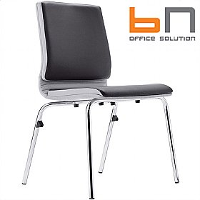 BN Belive Leather Conference Chair £267 - Office Chairs