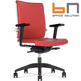 BN Belite Leather Executive Chair £263 - Office Chairs