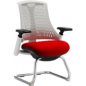 Spark Colours Cantilever Visitor Chair £197 - Office Chairs
