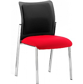 Messi Deluxe Colours Stackable Visitors Chair £126 - Office Chairs