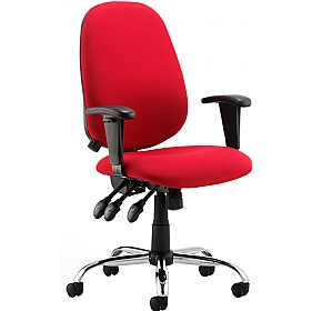 Ulverston Colours Operator Chair £182 - Office Chairs