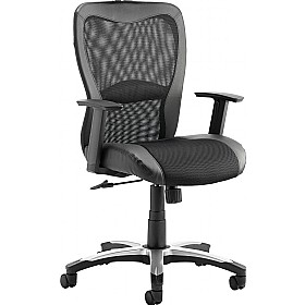 Aerial Mesh Office Chair £121 - Office Chairs