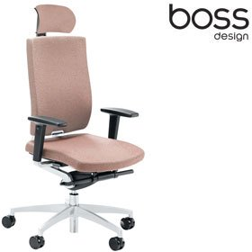 Boss Design Sona Office Chair With Headrest £427 - Office Chairs