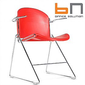BN Jimmy Cantilever Conference Chair £93 - Office Chairs