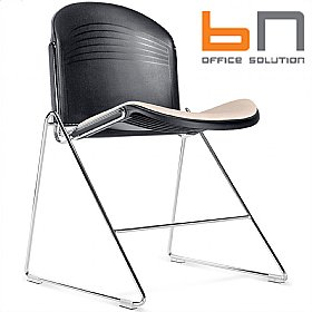 BN Jimmy Upholstered Cantilever Chair £107 - Office Chairs