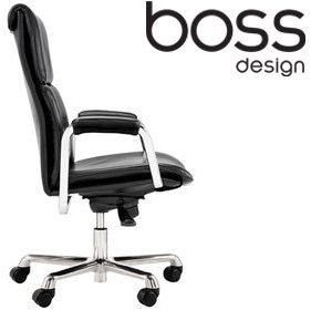 Boss Design Delphi High Back Swivel Chair £464 - Office Chairs
