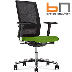 BN Mojito Mesh & Fabric Executive Chair £325 - Office Chairs