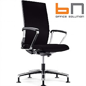 BN Mojito Fabric Swivel Conference Chair £418 - Office Chairs