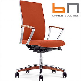BN Mojito Premium Fabric Executive Chair £453 - Office Chairs