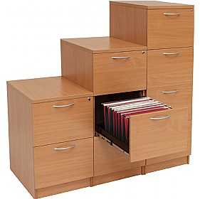 Aspect Filing Cabinets £230 - Office Desks