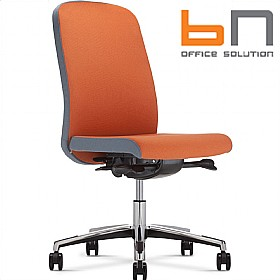 BN Belive Fabric Executive Chair £336 - Office Chairs